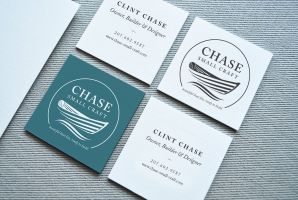 Chase Small Craft Rebranding