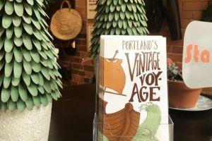 Portland's Vintage Voyage Map