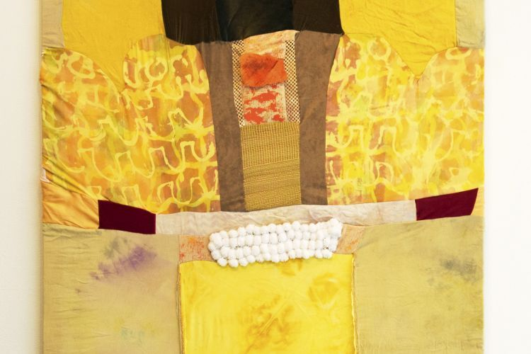 Woven Planes Painting Textiles And The Quotidian Meca