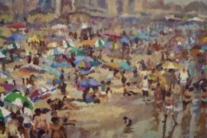 Crowded Beach featured image