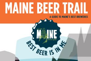 Maine Beer Trail Design featured image