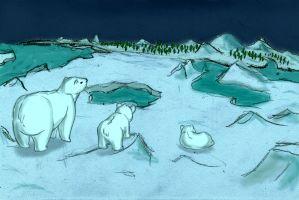 Climate Change: The Polar Plight