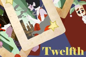 Camden Shakespeare Play Poster: Twelfth Night