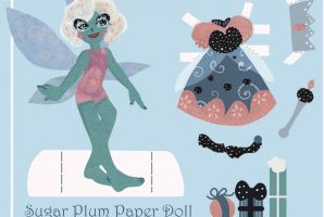 Holiday Paper Dolls featured image