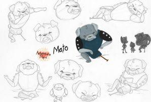 Adventure Pups: Mato