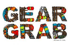 GearGrab Logo - 2012