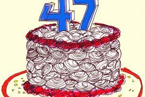 Clam Cake - 2012