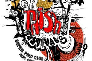 PHISH Festival 8 T-Shirt/Poster - 2009