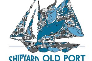 Old Port Half Marathon Race Shirt - 2013