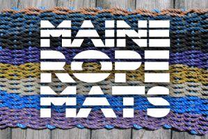 Maine Rope Mats Logo - 2015