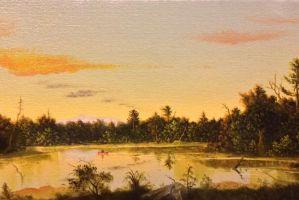 Horne Pond
