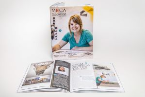 MECA Magazine featured image