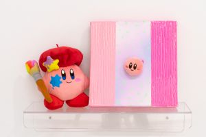 Pink CellyBlock Kirby Edition