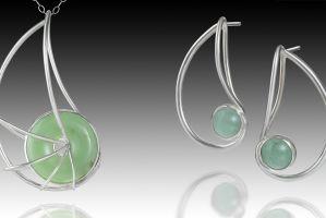 Nautilus Jewelry Set featured image