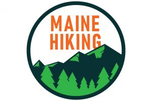 Maine Hiking : Branding Identity & Logo Design