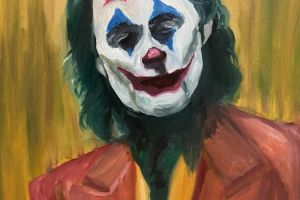 Color Study Portrait of The Joker featured image