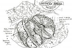 Best Bagels in Portland- Reportage