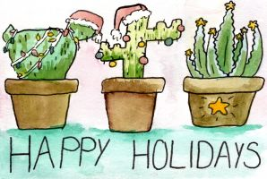 Christmas Cacti featured image