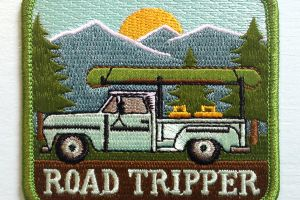 Road Tripper Patch