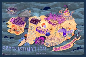 Map of Artistic Madness featured image