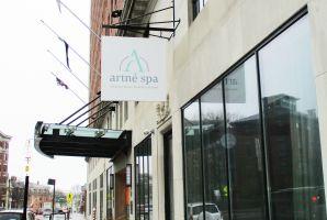 Artné Spa Branding featured image