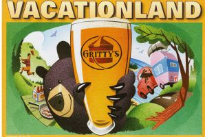 Gritty's Vacationland Ale