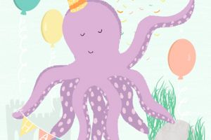 Octopus Birthday featured image