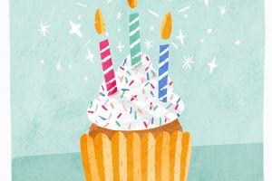 Birthday Cupcake featured image