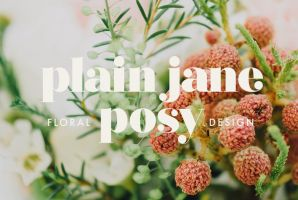 Plain Jane Posy