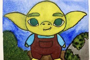 Leife the Goblin