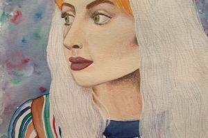 Portrait of Hayley Williams
