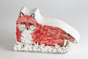 Fox butter dish featured image