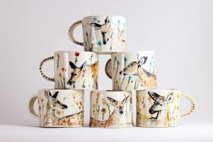 Deer Cups