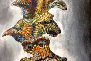 Plant Creature paintings featured image