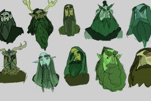 Green Knight Busts featured image