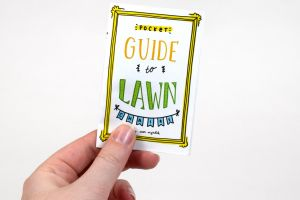 Pocket Guide to Lawn Chairs Zine
