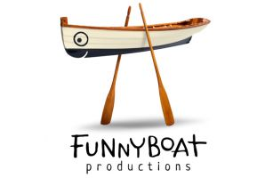 Funny Boat Productions Logo