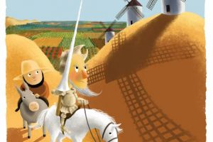 Shrunken Treasures, Don Quixote featured image