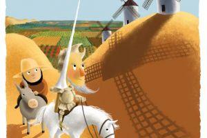 Shrunken Treasures, Don Quixote featured image