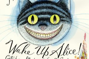 WAKE UP ALICE! poster