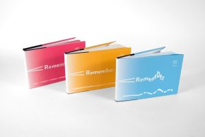 Experience X Remembrance Books