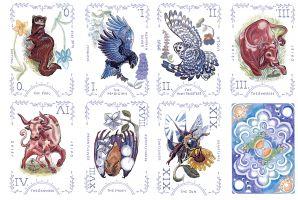 Flora & Fauna Tarot Series featured image