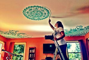 ceiling mural  featured image