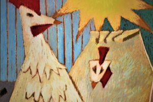 sunshine chickens featured image