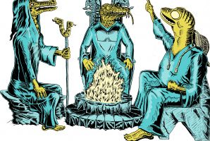 Lizard Commune featured image